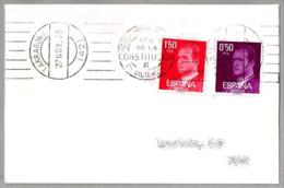 Rodillo REFERENDUM NACIONAL - DIA DE LA CONSTITUCION - 6 DE DICIEMBRE. Tarragona, 1978 - 1931-Hoy: 2ª República - ... Juan Carlos I