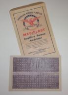 Ancien Emplâtre Poreux Américain - Laboratoires Péloille - Médiplast - Parfum & Cosmetica