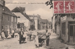 PONTAILLER-sur-SAÔNE : (21)  Le Quartier Saint-Eloi - Altri Comuni