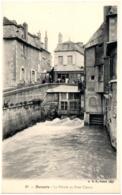 58 NEVERS - La Nièvre Au Pont Cizeau - Nevers