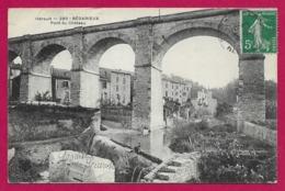 CPA Bédarieux - Pont Du Château - Bedarieux