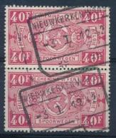 """TR 258 (paar/paire) - """"NIEUWKERKEN-WAAS"""" - (ref. 29.619) - 1923-1941"""