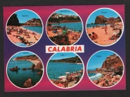 - ITALIE - Calabria - TROPEA, REGGIO.C , SCILLA, PALMI, VIBO V, PIZZO - Italy
