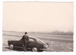 "AUTOMOBILE - ALFA ROMEO "" 1300 SPRINT "" - AUTO - CAR - FOTO ORIGINALE - Automobili"