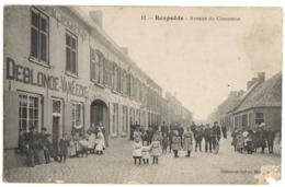 REXPOËDE - Carte Animée Sur L'AVENUE Du COMMERCE - Meubles Deblonde-VanEecke - Autres Communes
