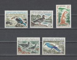 AFARS ET ISSAS.  YT  N° 329/333  Neuf *  1967 - Afars Et Issas (1967-1977)