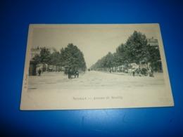 Carte Postale Hauts De Seine Neuilly Sur Seine  Avenue De Neuilly Animée - Neuilly Sur Seine