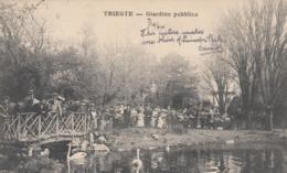 Trieste , Italy , 00-10s ; Giardino Pubblico - Trieste (Triest)