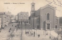 Trieste , Italy , 00-10s ; Chiesa S. Giacomo - Trieste (Triest)