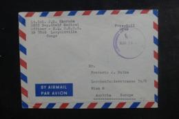 CONGO - Enveloppe En FM ( O.N.U.) De Léopoldville Pour Wien - L 46312 - République Du Congo (1960-64)