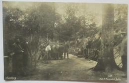 Argonnen, Lager Saalburg, Feldpost 21. RD 1915 Nach Friesenheim (41411) - Weltkrieg 1914-18