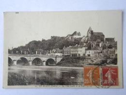 CP (36) Indre - LE BLANC - La Ville Haute - Le Blanc