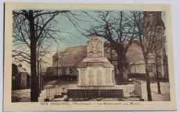CPA 56 Inguiniel Le Monument Aux Morts 1939 Gustave Et Jeanne Tignon Instituteurs Auray école De Filles - France