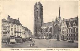 Malines - Cathédrale St-Rombaut - Ed. Photobrom - Malines