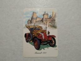 """Portuguese Pocket Calendar, Calendário Português """"Car Renault"""" Advertising - Calendari"""