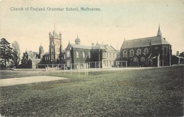 Pays Div- Ref U190- Australie - Australia - Church Of England Grammar School  - Melbourne - - Australia
