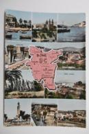 Carte Géographique ALGÉRIE 9C Département De BÔNE Vues Diverses - Carte Geografiche