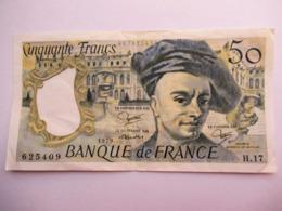 Frankrijk 50 Francs  1979 - 1962-1997 ''Francs''