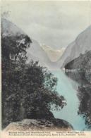 Pays Div- Ref U188- Nouvelle Zelande - New Zealand -milford Sound  From Wind Bound Point  - - Nuova Zelanda