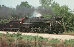 Southern Railway's Lok No.610, Ungelaufen - Trains