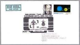 DELECON TWO - Starfleet Interstellar Conferences - STAR TREK. Kansas City MO 1992 - Cinema