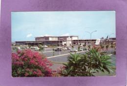 TAHITI Aéroport International De Tahiti Faaa Plaque  Tournante Du Pacifique Sud - Tahiti