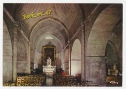 {81118} 83 Var Cotignac , L' Intérieur De L' église - Cotignac