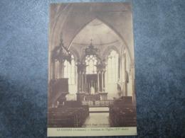 Intérieur De L'Eglise (XVè Siècle) - Le Chesne