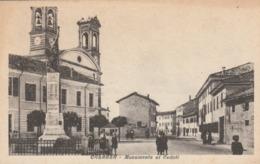 CASARSA - MONUMENTO AI CADUTI - Pordenone