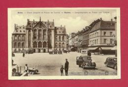 C.P. Arlon  = La Place  LEOPOLD  Et  Palais  De Justice - Arlon