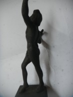 Scultura In Bronzo - Bronzes