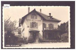MONTMOLLIN - HOTEL DE LA GARE - TB - NE Neuchâtel