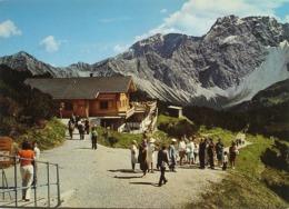 TRIESENBERG Bergrestaurant Sareiserjoch - Liechtenstein