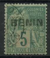 Benin (1892) N 4 (o) - Bénin (1892-1894)