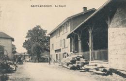 38- Saint Cassien Le Royet - Altri Comuni