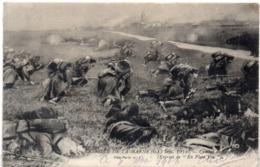 Bataille De La Marne (6, 13 Sep. 1914) Combat D BARCY (117651) - War 1914-18