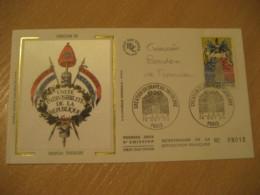 PARIS 1990 Creation Du Drapeau Tricolore Flag Flags FDC Cancel Cover FRANCE - Covers