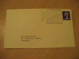 BUXTON Derbyshire 1960 Phil Congress GB Flag Flags Cancel Cover ENGLAND - Briefe