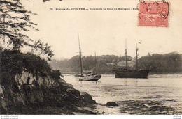 D29  QUIMPER  Entrée De La Baie De Kérogan  ..... - Quimper