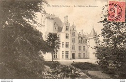 D29  QUIMPER  Le Château Du Pérennou  ..... - Quimper