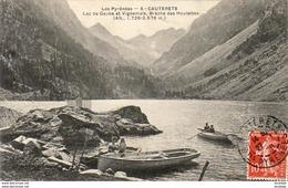 D65  CAUTERETS  Lac De Gaube Et Vignemale, Brèche Des Houlettes  ..... - Cauterets