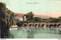 D78  MEULAN  Le Petit Pont De Meulan - Meulan