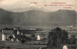 9692-2019      ST GAUDENS   VUE SUR LES PYRENEES - Saint Gaudens