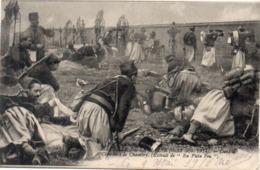 Bataille De La Marne (6, 13 Sep. 1914) Dans Le Cimetière De CHAMBRY (117652) - Guerra 1914-18