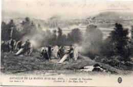 Bataille De La Marne (6, 13 Sep. 1914) Combat De VAREDDES (117653) - War 1914-18