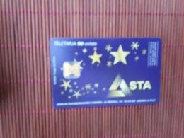 Phonecard Christmas Used Rare - Natale