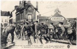 Bataille De La Marne (6, 13 Sep. 1914) Les Troupes Anglaises Chassent Ls Allemandfs De LA FERTE GAUCHER   (117655) - War 1914-18