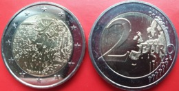 France 2 Euro 2019 UNC > 30 Years Since The Fall Of The Berlin Wall - Francia