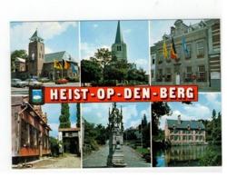 HEIST-OP-DEN-BERG Multi View Kaart - Heist-op-den-Berg