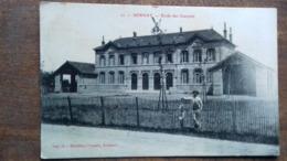 CPA. SORNAY(71) école Des Garçons (S45.19) - France